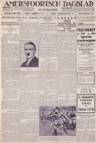 Amersfoortsch Dagblad / De Eemlander 1935-05-22