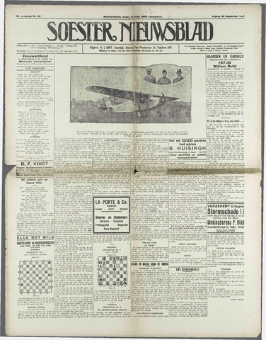 Soester Courant 1927-09-30
