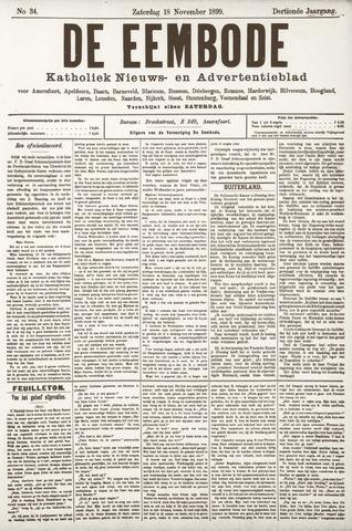 De Eembode 1899-11-18