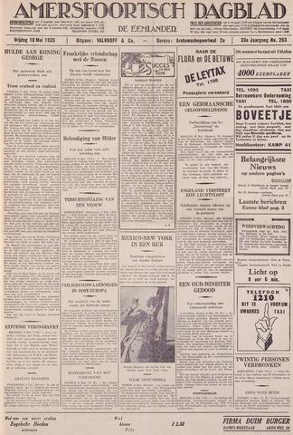 Amersfoortsch Dagblad / De Eemlander 1935-05-10