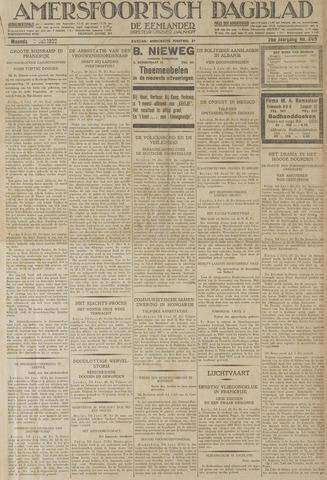 Amersfoortsch Dagblad / De Eemlander 1928-07-02