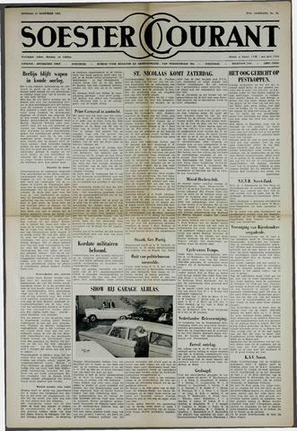 Soester Courant 1963-11-12