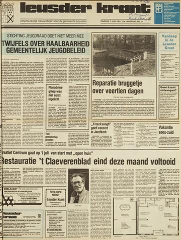 Leusder Krant 1983-06-07