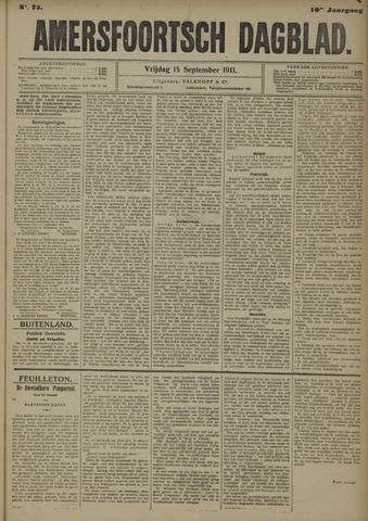 Amersfoortsch Dagblad 1911-09-15