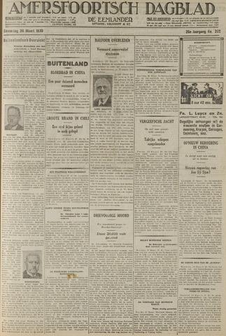 Amersfoortsch Dagblad / De Eemlander 1930-03-20
