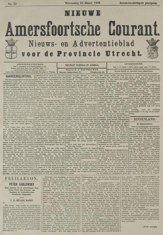 Nieuwe Amersfoortsche Courant 1908-03-18