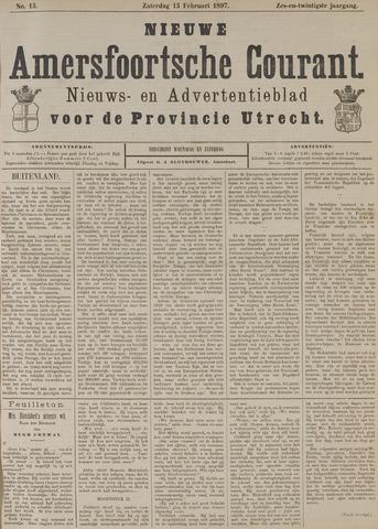 Nieuwe Amersfoortsche Courant 1897-02-13