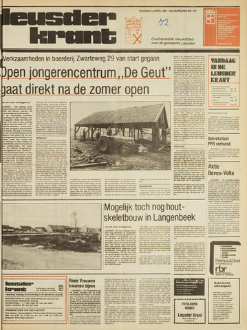 Leusder Krant 1981-04-14