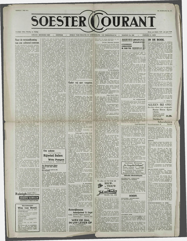 Soester Courant 1954-05-07