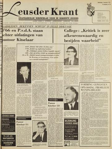 Leusder Krant 1971-11-04