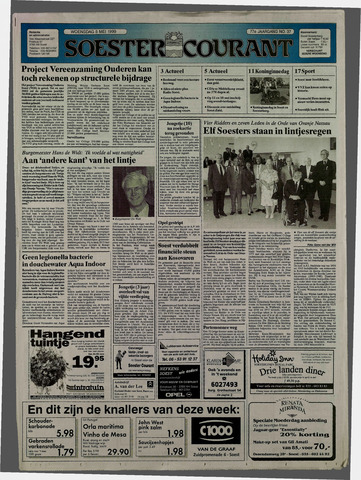 Soester Courant 1999-05-05