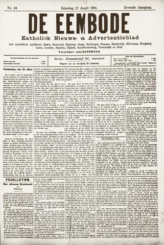 De Eembode 1894-01-27