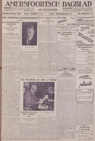Amersfoortsch Dagblad / De Eemlander 1935-01-23