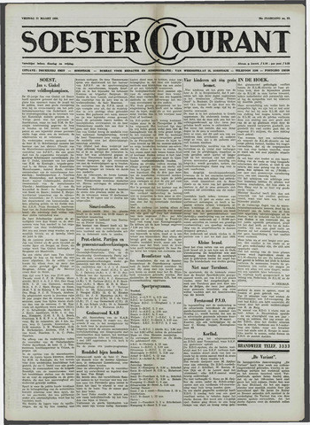 Soester Courant 1958-03-21
