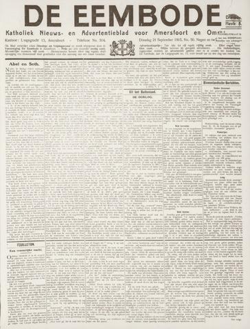 De Eembode 1915-09-21