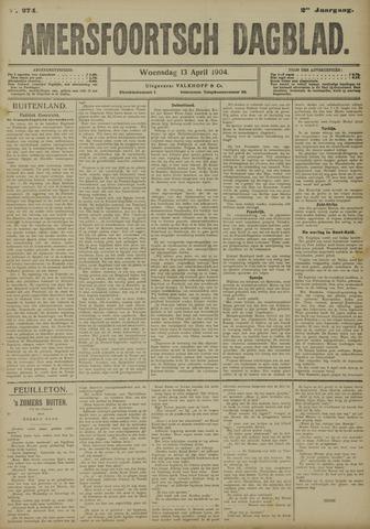 Amersfoortsch Dagblad 1904-04-13