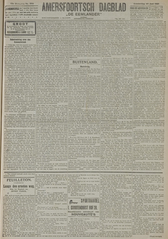 Amersfoortsch Dagblad / De Eemlander 1921-06-30