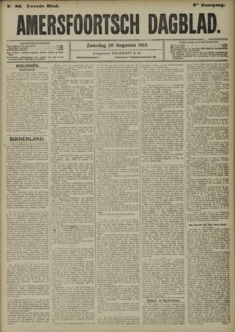 Amersfoortsch Dagblad 1910-08-20