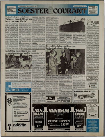 Soester Courant 1985-10-16