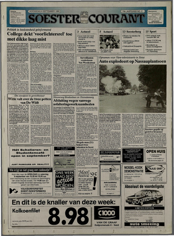 Soester Courant 1995-09-06