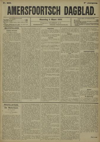 Amersfoortsch Dagblad 1909-03-08