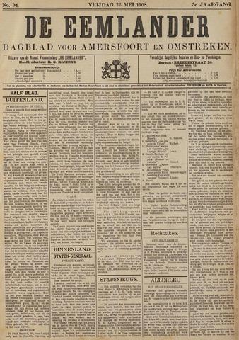 De Eemlander 1908-05-22