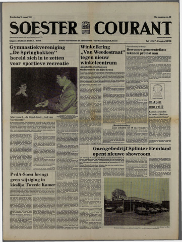 Soester Courant 1977-03-10