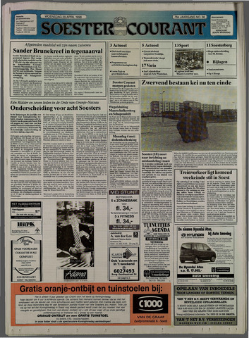 Soester Courant 1997-04-29
