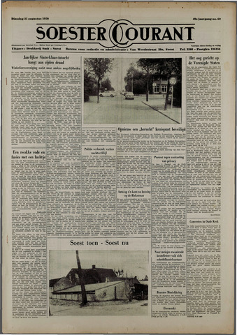 Soester Courant 1970-08-25