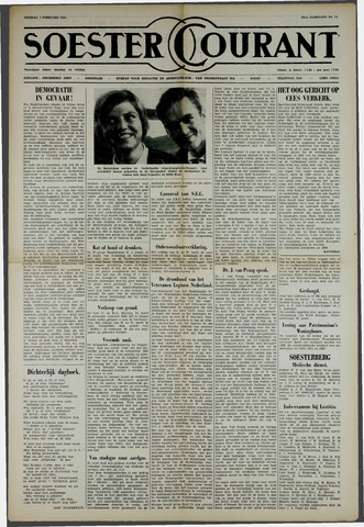 Soester Courant 1964-02-07