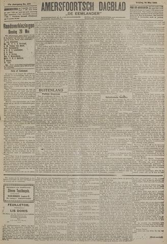 Amersfoortsch Dagblad / De Eemlander 1919-05-16