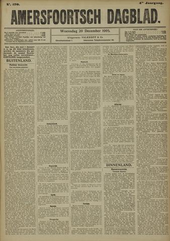 Amersfoortsch Dagblad 1905-12-20