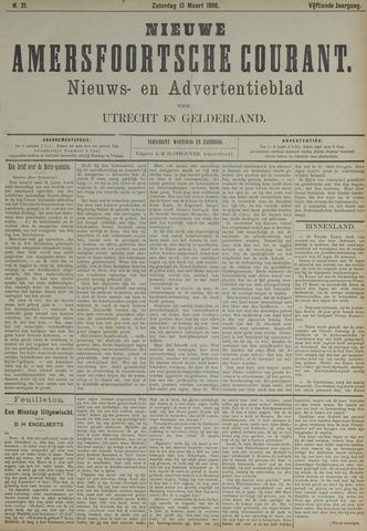 Nieuwe Amersfoortsche Courant 1886-03-13