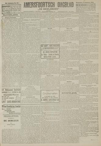 Amersfoortsch Dagblad / De Eemlander 1922-08-09