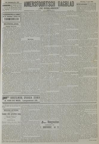Amersfoortsch Dagblad / De Eemlander 1921-06-07