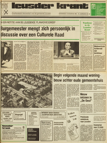 Leusder Krant 1983-08-18