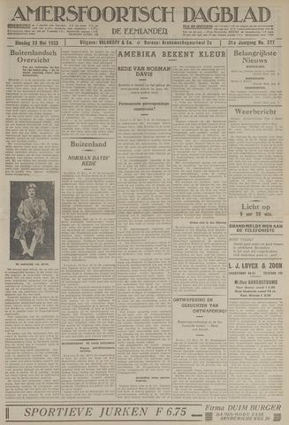 Amersfoortsch Dagblad / De Eemlander 1933-05-23