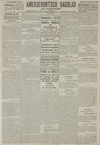 Amersfoortsch Dagblad / De Eemlander 1925-09-04