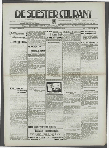 Soester Courant 1940-05-31