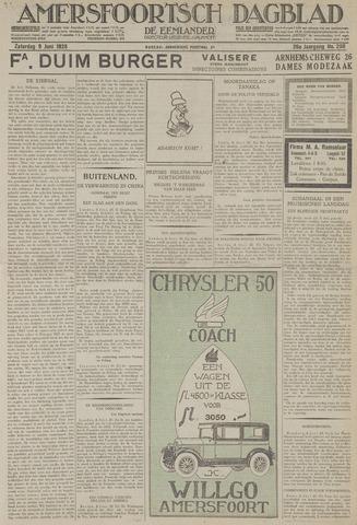 Amersfoortsch Dagblad / De Eemlander 1928-06-09