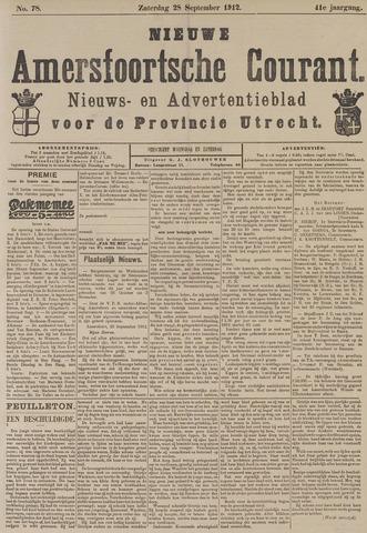 Nieuwe Amersfoortsche Courant 1912-09-28