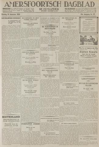 Amersfoortsch Dagblad / De Eemlander 1929-11-19