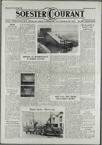 Soester Courant 1969-11-11