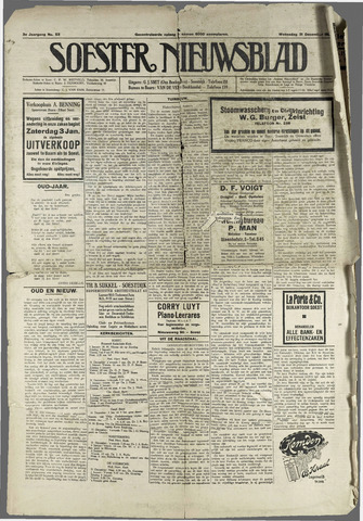 Soester Courant 1924-12-31