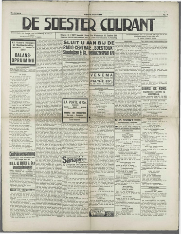 Soester Courant 1929-01-18