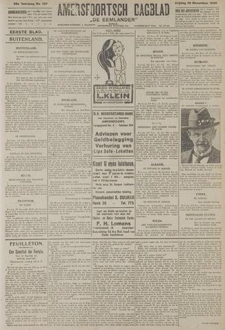 Amersfoortsch Dagblad / De Eemlander 1926-11-26