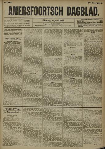 Amersfoortsch Dagblad 1908-06-16