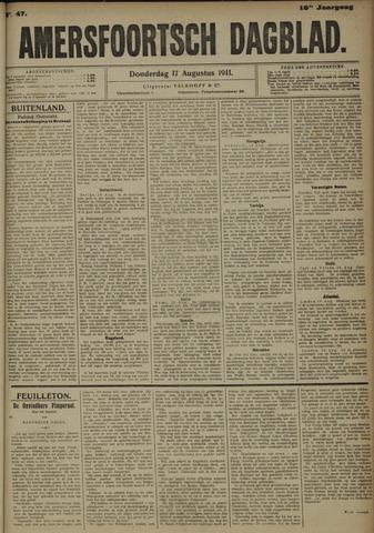 Amersfoortsch Dagblad 1911-08-17