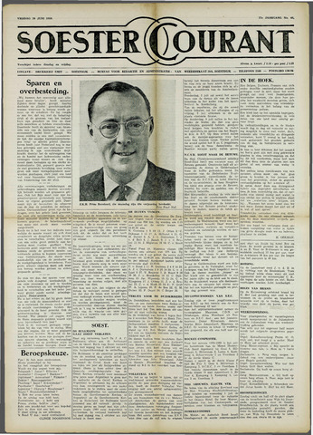Soester Courant 1959-06-26