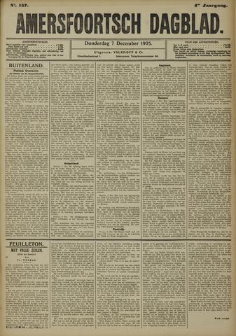 Amersfoortsch Dagblad 1905-12-07